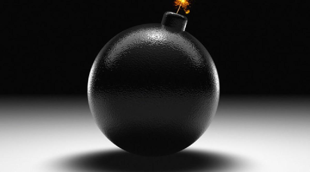 Люди узнали, что cолдаты Второй мировой делали с бомбами. Взрывали, а потом превращали их в шедевры искусства