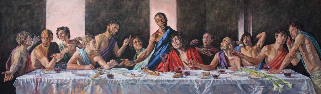 В Английском соборе меняют Деву Марию на темнокожего Иисуса. Но россияне уже знают, что с этим решением не так