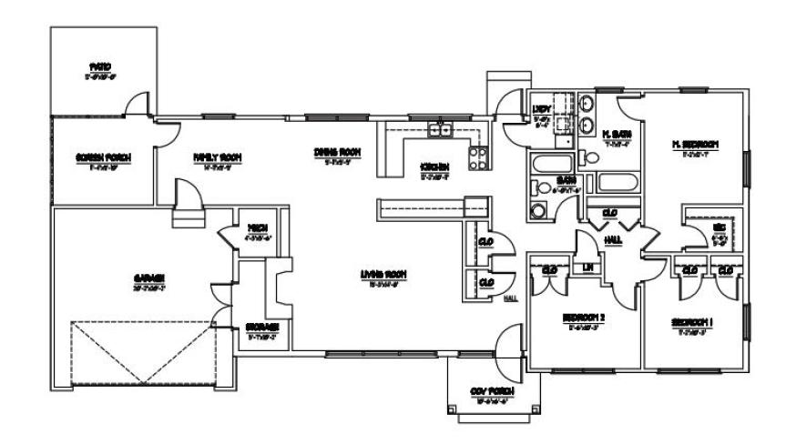 3 Bed / 2 Bath Apartment in TARAWA TERRACE NC