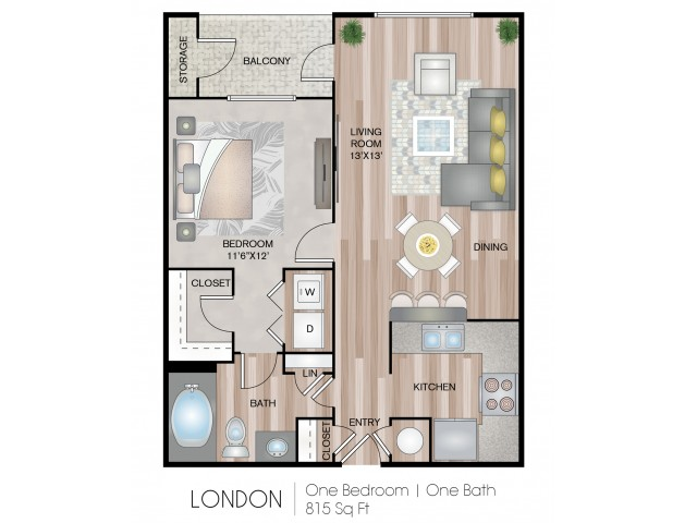 London 1 Bed Apartment Notting Hill