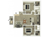 One & Two Bedroom Apartments in Carrollton, TX