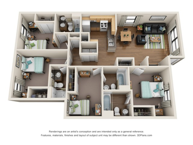 Northpointe Apartment Rentals