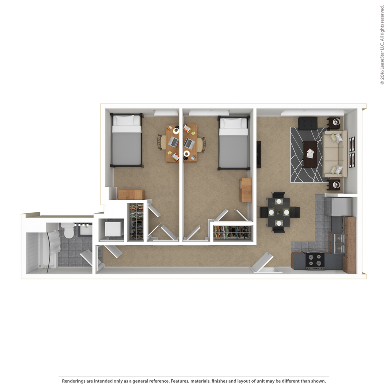 1 4 Bed Apartments Check Availability Skybox