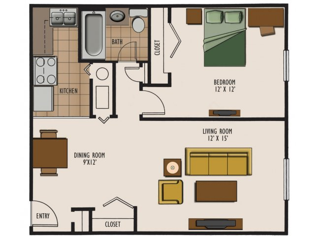 heritage apartments columbus ohio   now renting   village green