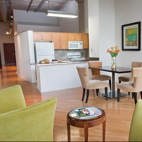 Sleek And Modern Loft Apartments