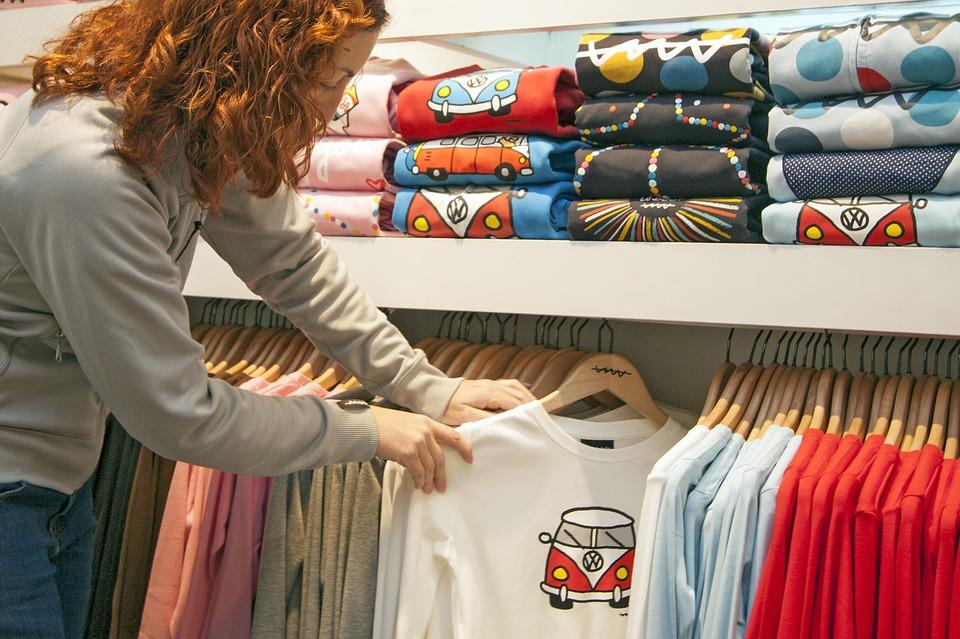 Fashion-Handel VS Lebensmittelhandel