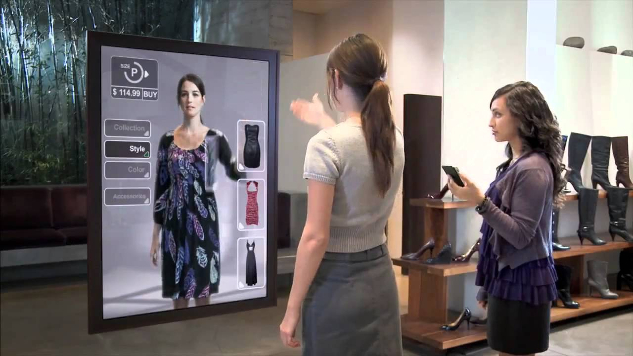 Augmented Reality und Virtual Reality Retail