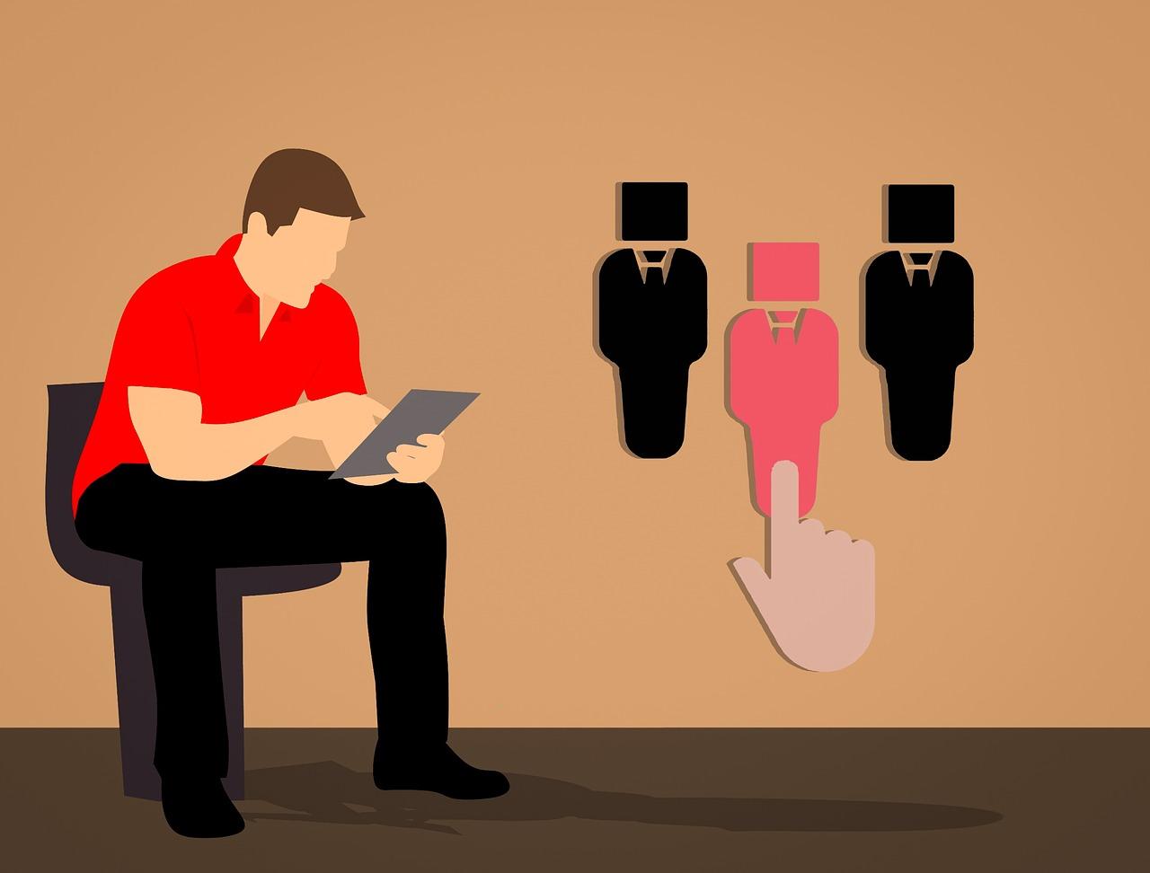 Digitales Recruiting - Bewerber heute