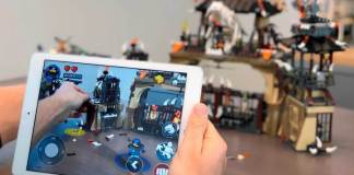 LEGO Playground App