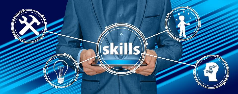 Skills am Arbeitsplatz der Zukunft