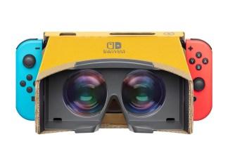 Nintendo Switch - VR Labo Set