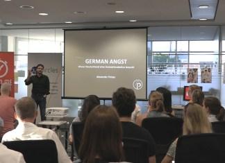 Vortrag German Angst