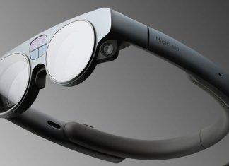 Das neue Headset von Magic Leap