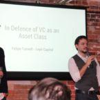 Alexander Pinker und Felipe Tuhnell - Startup-Netzwerk SUN Berlin Summit