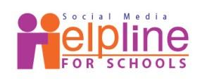 Social Media Helpline logo