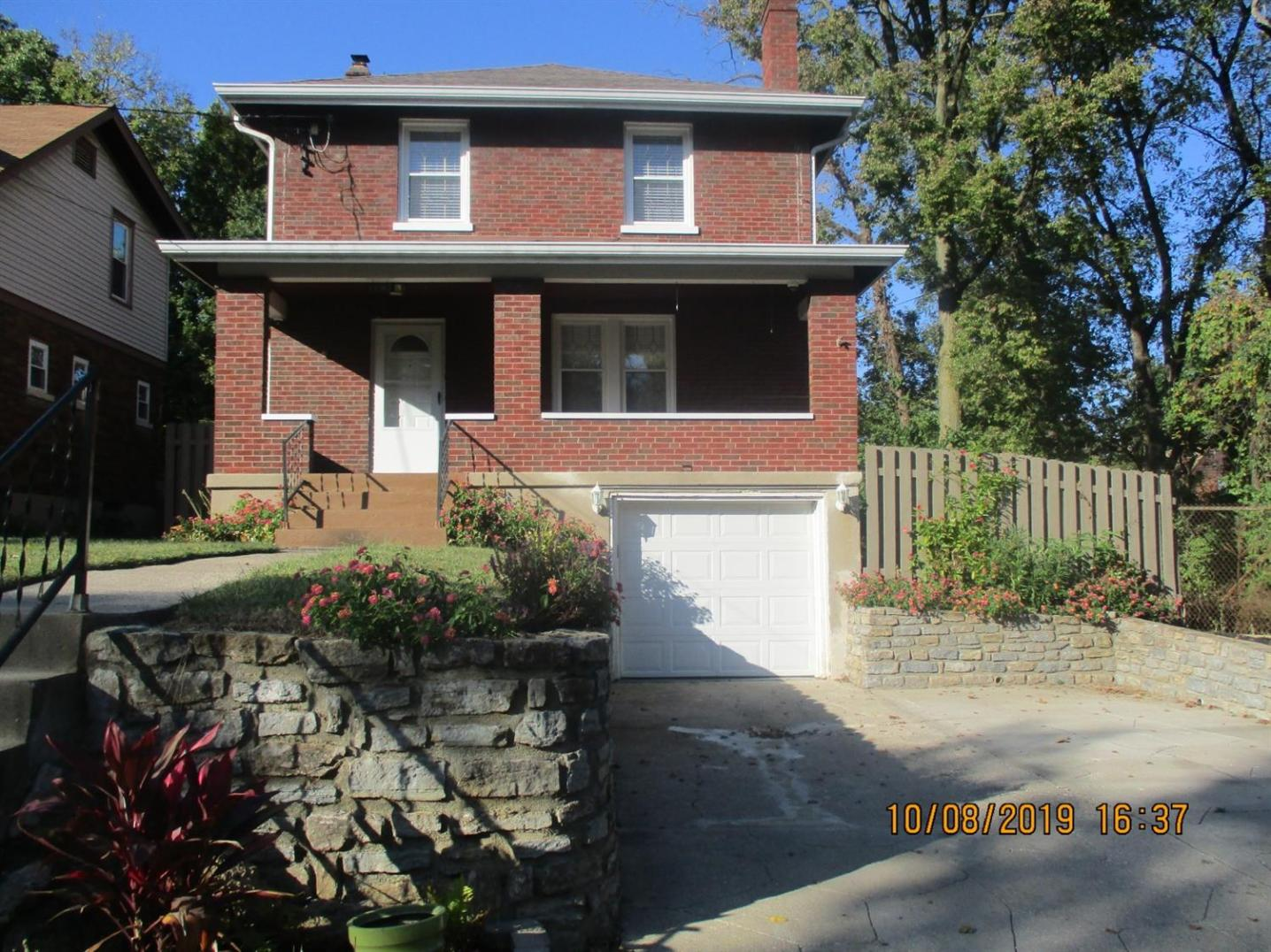 Property for sale at 1490 Reid Avenue, Cincinnati,  Ohio 45224