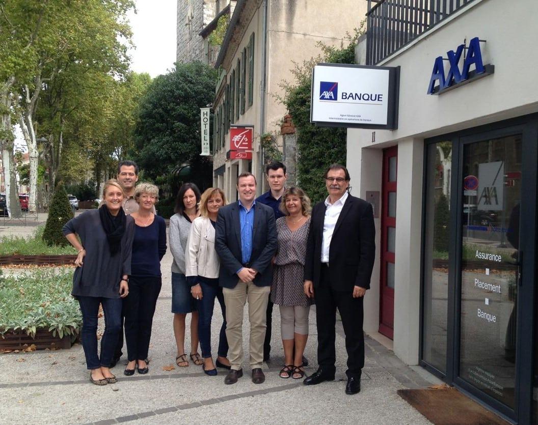 Cahors Naissance De L Agence Axa Jsb Medialot