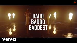 bahd baddo baddest mp3Ft. Olamide & Davido free download