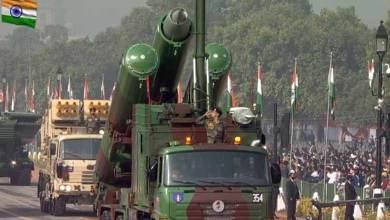 Photo of റിപ്പബ്ലിക് ദിന പരേഡില് ബ്രഹ്മോസ് മിസൈലിനു പശ്ചാത്തലമായി 'സ്വാമിയേ ശരണമയ്യപ്പ'