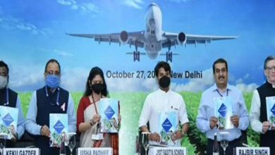 Photo of കാർഷിക ഉൽപന്നങ്ങൾ എത്തിക്കാൻ പദ്ധതിയുമായി കേന്ദ്ര സർക്കാർ; കൃഷി ഉഡാൻ 2.0 പദ്ധതിക്ക് തുടക്കമിട്ട് വ്യോമയാന മന്ത്രാലയം
