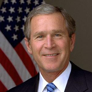 George W. Bush : L'homme politique le mieux payé du monde en 2020 - Médiamass