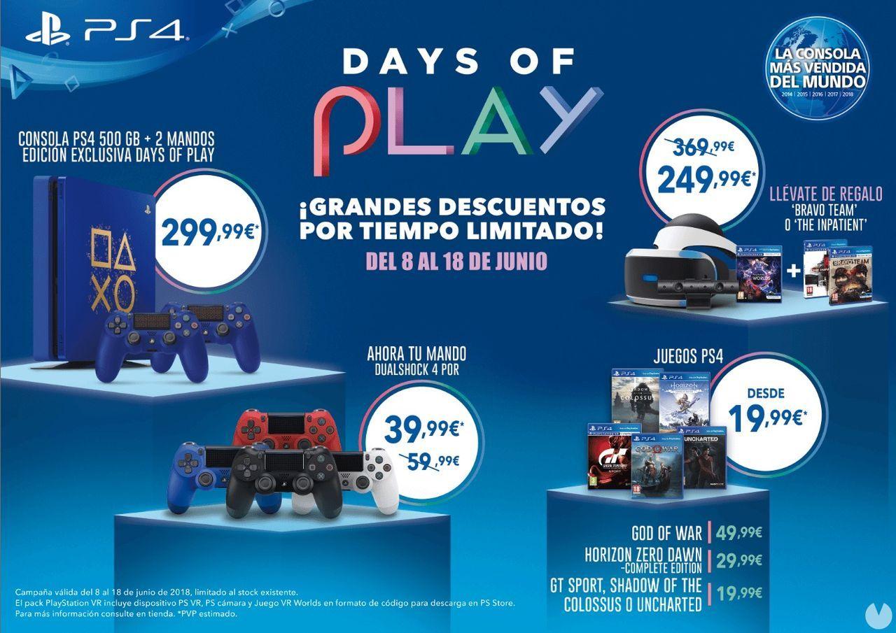 550e04cb7 Playstation 4 Ofertas Y Chollos Sony Ps3 Ps4 Vita Psn Página 161