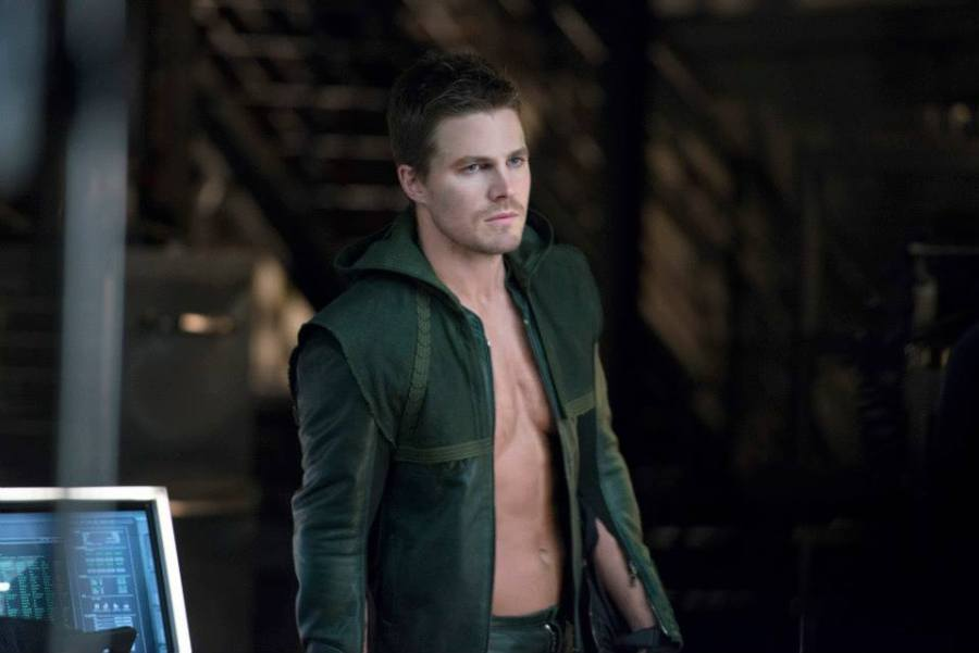 Arrow / Three Ghosts / The CW