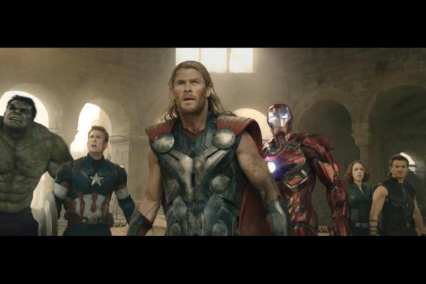 Avengers: Age of Ultron / Marvel / Disney
