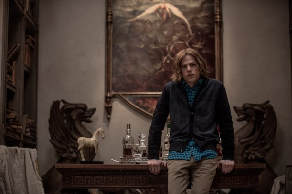 Jesse Eisenberg as Lex Luthor / Warner Bros.