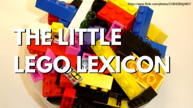 The Little Lego Lexicon