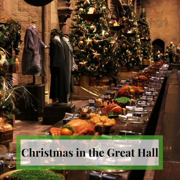 Christmas in the Great Hall Ambient Sounds