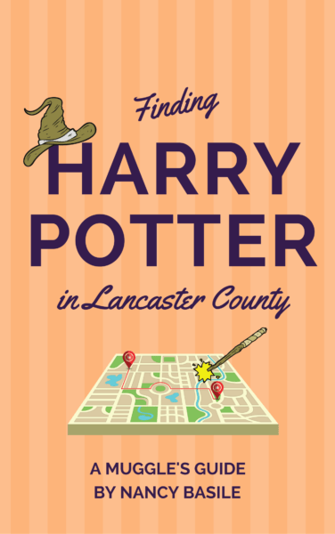 Finding Harry Potter in Lancaster County Book Cover