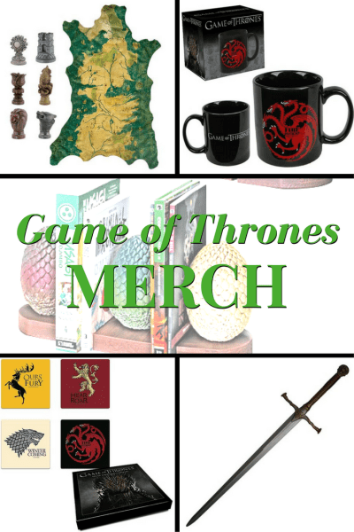 Game of Thrones Merchandise Pin