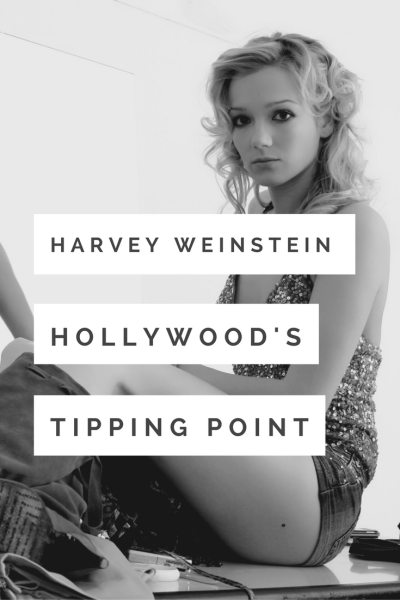 Harvey Weinstein and Hollywood's Tipping Point Pin
