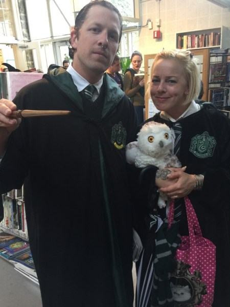Slytherin Couple