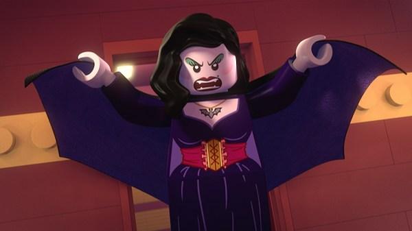 Drella Diabolique in LEGO Scooby-Doo: Haunted Hollywood