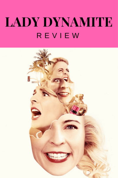 Read my review of Lady Dynamite, starring Maria Bamford. This Netflix comedy is sublime!
