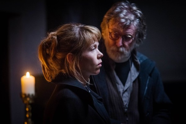 Midwinter of the Spirit - Merrily still needs to be watched by Huw - Image Courtesy of ITV