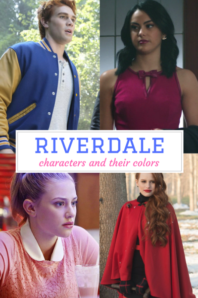 How Riverdale Characters Are Defined By Color