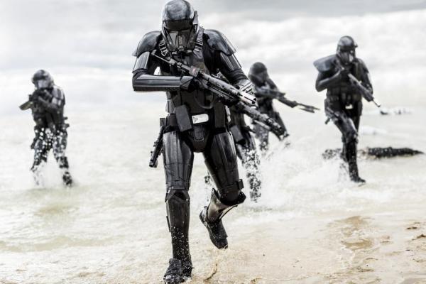 Roge One Stormtroopers