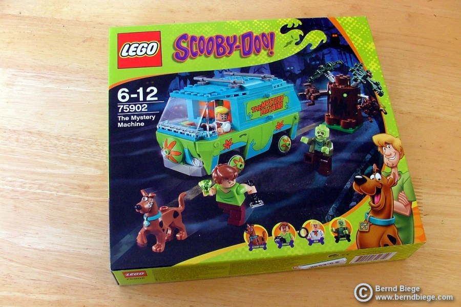 "Lego's ""The Mystery Machine"""