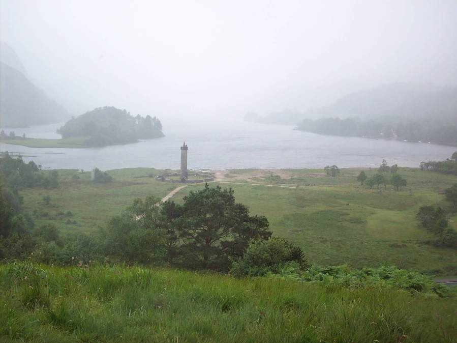 View of Glenfinnan / CR: MediaMedusa.com