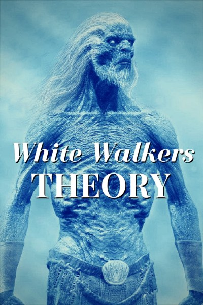 White Walkers Theory Pin