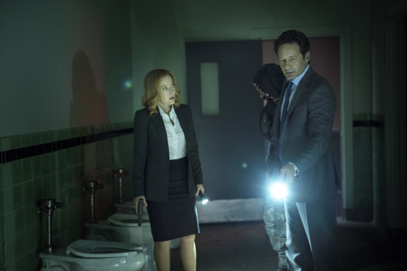 "The X-Files Season 10 ""Home Again"""