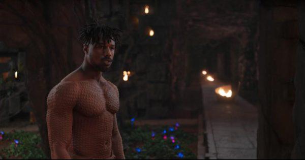 Black Panther Erik