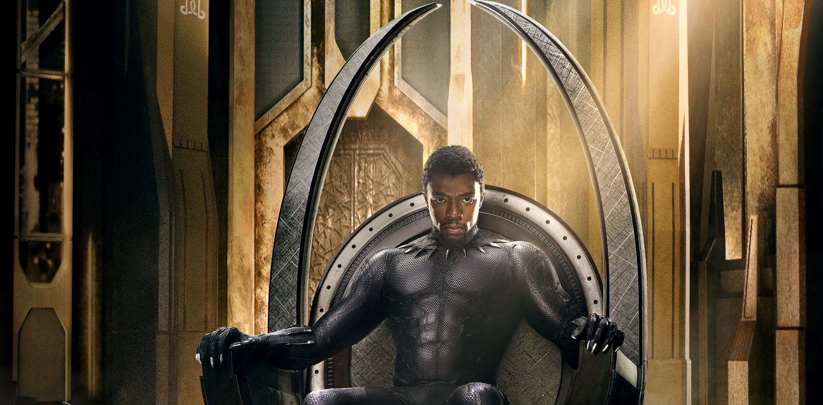 'Black Panther' Drops the Snark and Gets Real