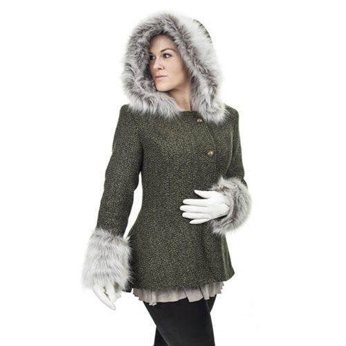 Claire Fraser Coat