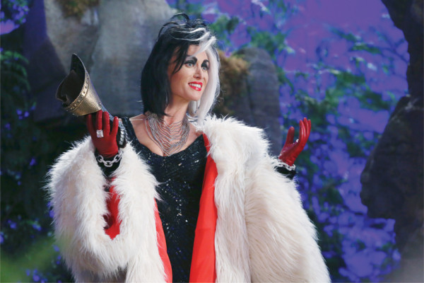 Cruella de Ville / Once Upon a Time