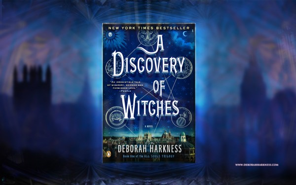 A Discovery of Witches Review