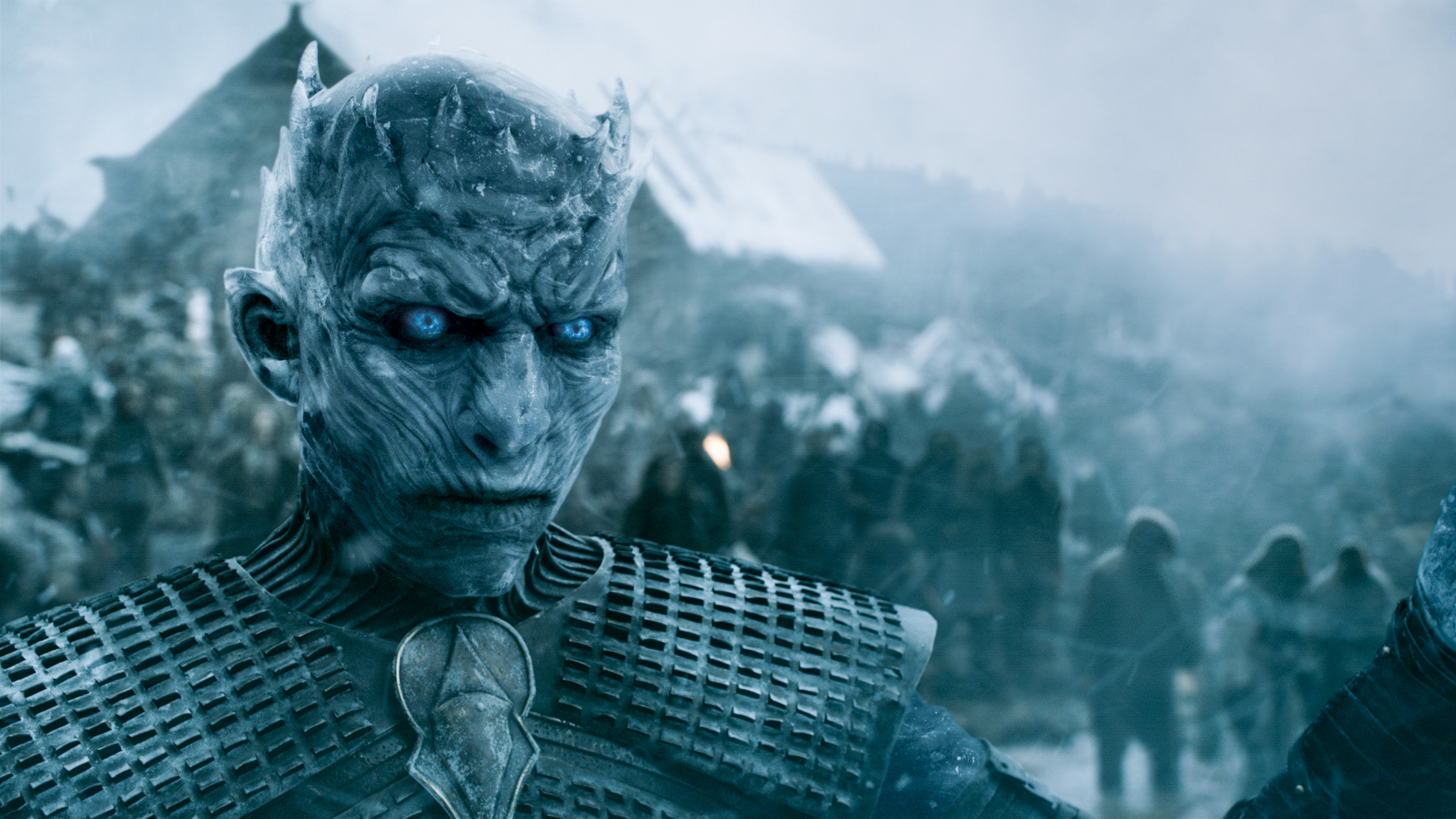 White Walkers: Closing the Circle on 'Game of Thrones'